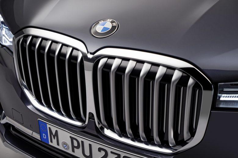 Official Videos: 2019 BMW X7 – Design Explained