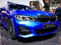 Paris Motor Show: 2019 G20 BMW 3-Series Detailed in Impressive Media Gallery