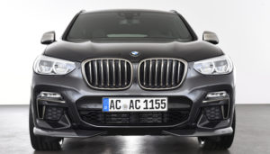 BMW X4 (G02) by AC Schnitzer Looks More Intimidating with the New Visual Enhancements