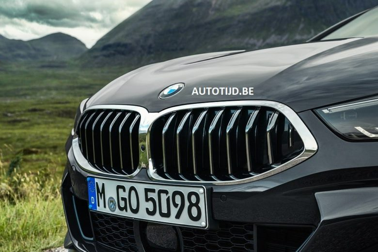 These Are the Official Leaked Images of the 2019 BMW 8-Series Convertible