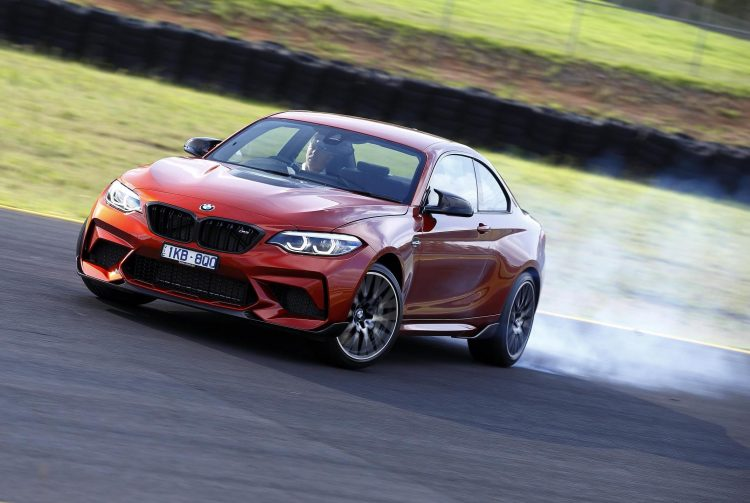 Australia: 2019 BMW M2 & M5 with Competition Package – Prices Revealed