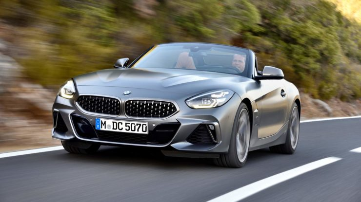 2019 BMW Z4 M40i Launched – Media Gallery Reveals Beauty at Its Finest