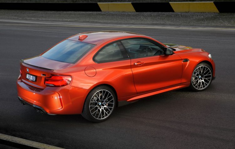 Australia: BMW M2 Competition – Enhanced with M Performance Parts Launch Package