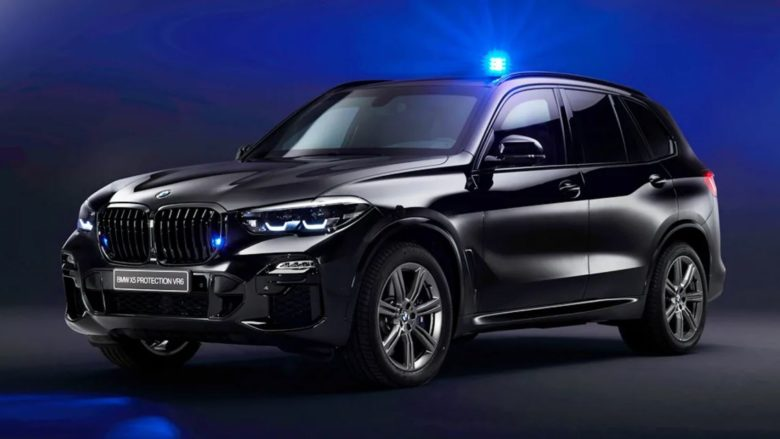 The Brand-New BMW X5 Has Been Tested with Bullets