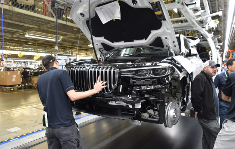 BMW Production May Shift Due To Politics