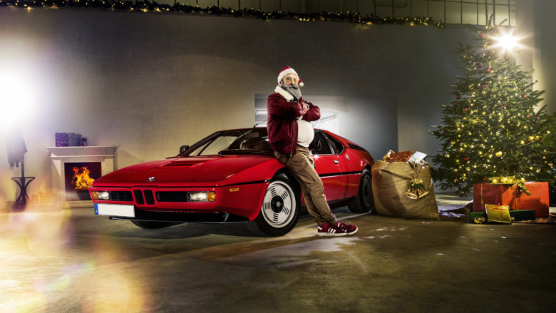 Merry Christmas and Happy Holidays from BMWCoop!