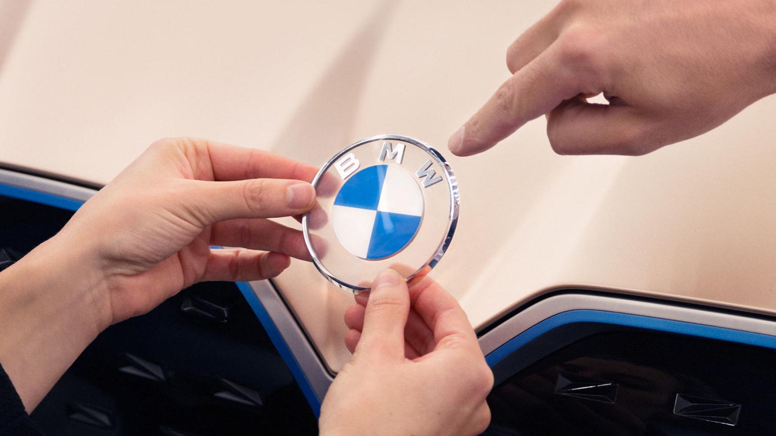 2020 BMW Logo Redesign