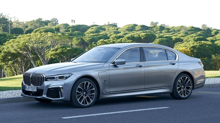 Next-Gen Pure Electric BMW 5 Series & 7 Series to debut soon