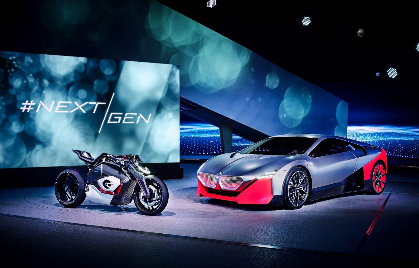 BMW NEXT GENERATION