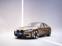 The Fully-Electric BMW i4 Concept – The new Tesla's nightmare