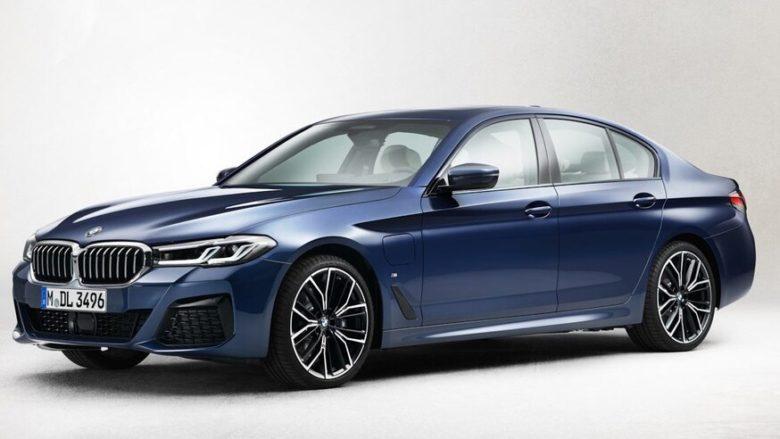 2022 BMW 5-series Design Revealed