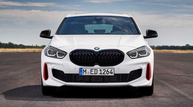 2021 BMW 128ti Revealed