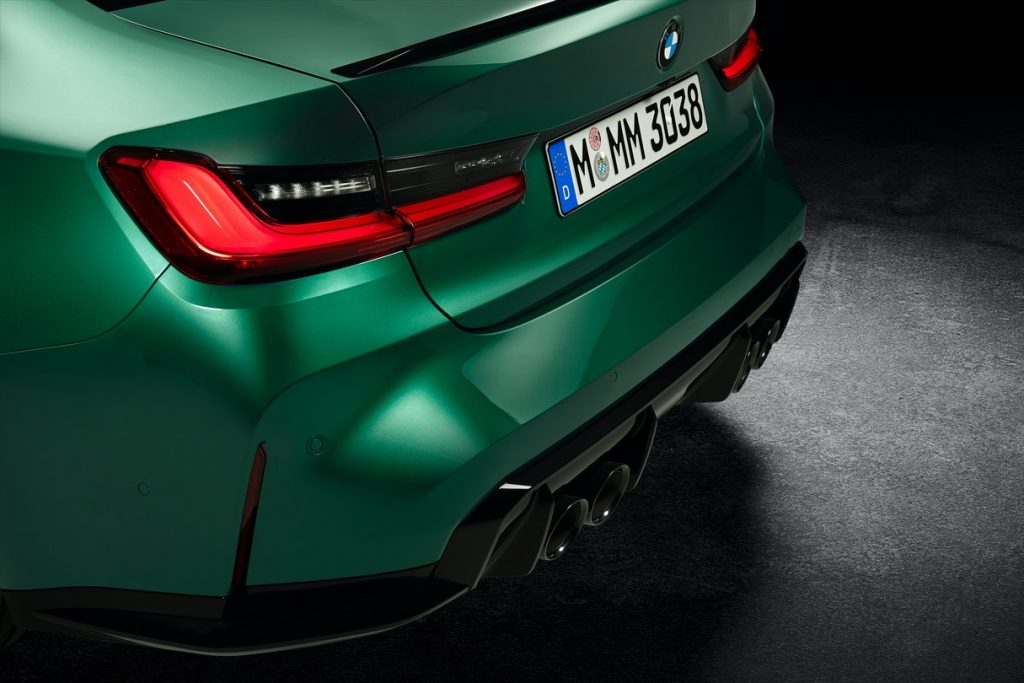 2021 G80 BMW M3