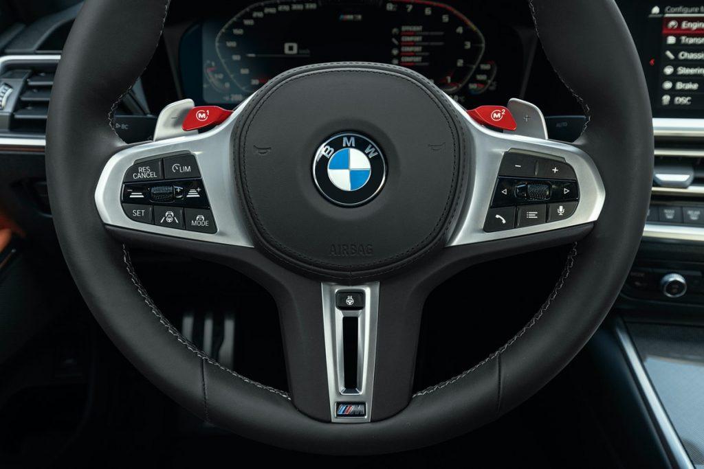 2021 G80 BMW M3 Wheeler