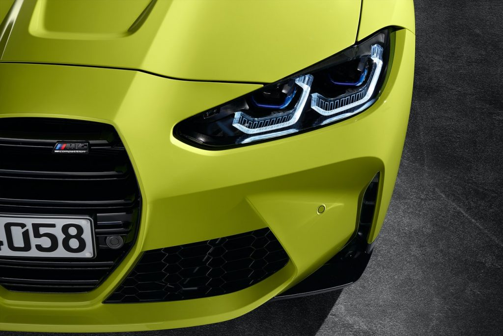 2021 G82 BMW M4 Competition