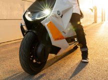 BMW Motorrad Definition CE 04 – The Urban Mobility of the Future