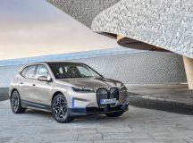 BMW iX – The Ultimate EV High-Tech Flagship