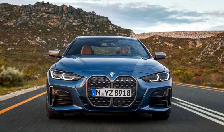The All-New 2021 BMW 4 Series Coupe