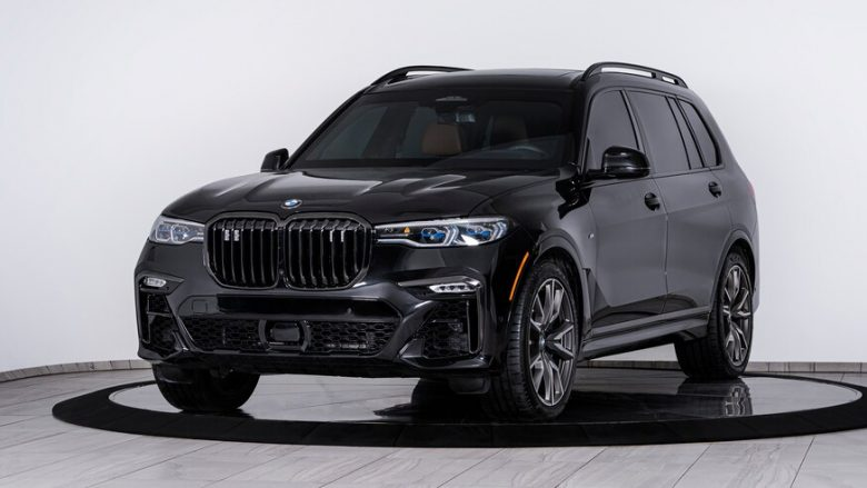 The Authoritative BMW X7 Armored SUV from INKAS