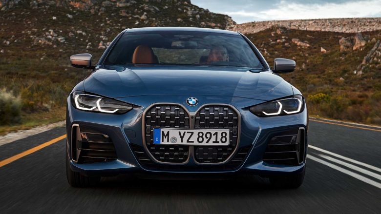 BMW Brushes Off Critique on New Design Approach