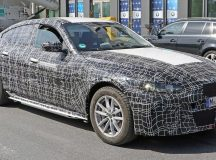 Upcoming BMW i4 Spy Shots Slightly Reveal New Design