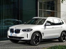 The Upcoming 2021 BMW iX3 Facelift