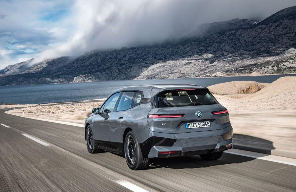 The All-New BMW iX