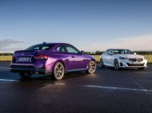 The new generation BMW 2 Series Coupe